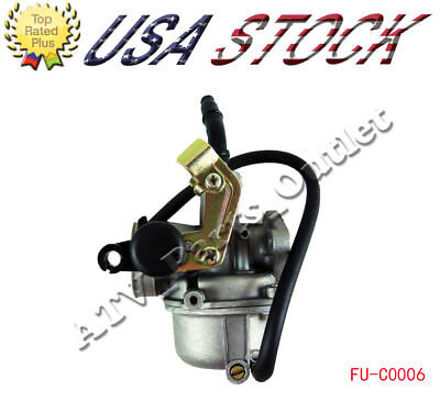 PZ 19 mm Cable Choke Carburetor carb 90 110 125cc ATV Quad dirt bike TaoTao Sunl