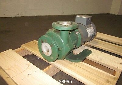 """Ansimag Horizontal Centrifugal Magnetic Drive Pump, 1.5X1X5"""", Great!"""
