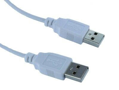 5 Pack 6Ft 6FEET USB2.0 Type A Male to Type A Male Cable Cord (U2A1-A1-06-5PK)