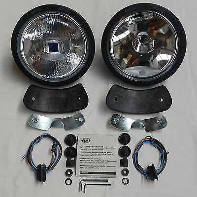 Hella Rallye Ff4000 Driving Lights Brand New   ****sale Special****
