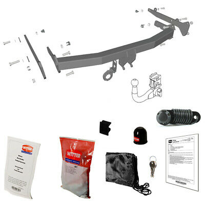 Witter Towbar for Ford C-Max 2010 Onwards - Detachable Tow Bar