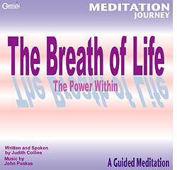 'The Breath Of Life' - Power Within - Guided Meditation CD