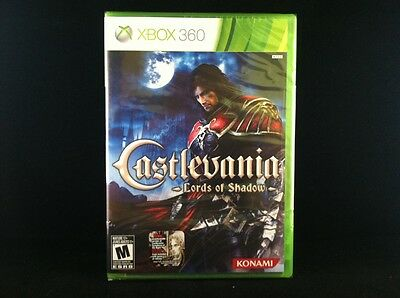 Castlevania: Lords of Shadow  w / Symphony of the Night XBL Content (Xbox 360)