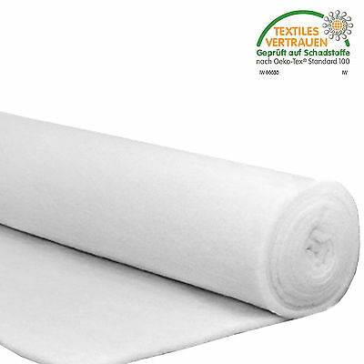 Rouleau de ouate polyester blanche 100g/m2 SUPER PROMO