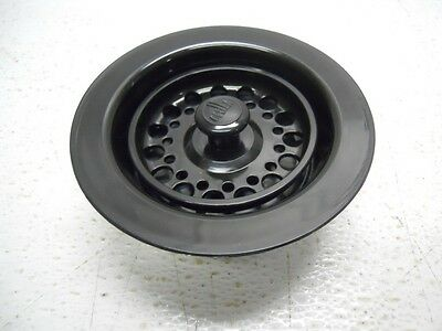 BLACK OPELLA DISPOSER FLANGE REPLACEMENT 90190.06