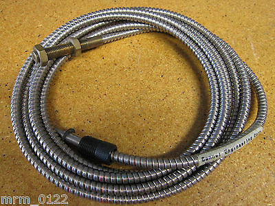 Banner IT28S 17363 Fiber Optic Cable 8Ft Gently Used