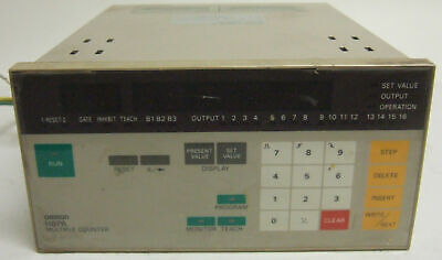 Omron H8PA-Y Multiple Counter