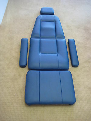 Midmark 117 or Ritter 317 Refurbished Cushions: YOU CHOOSE THE COLOR. Podiatry