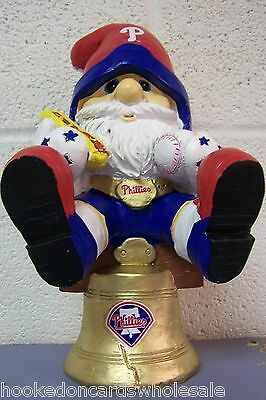 Philadelphia Phillies MLB Team Thematic Gnome