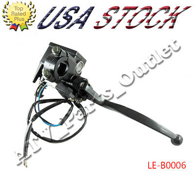 Gy6 Scooter Master Cylinder Brake Lever 49 50 150cc Right Side Moped Chinese JCL