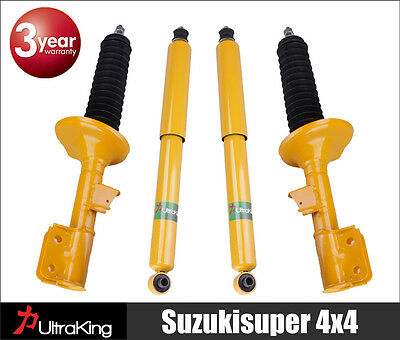 STD & LOW Front Struts,HD Rear Shock Absorbers Holden Commodore VT,VX,VY.S/Wagon