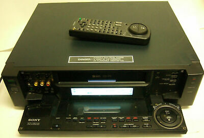 Sony SVO-2000 Stereo Videocassette Recorder VCR