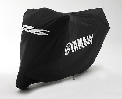 YAMAHA YZF R6 R6S SPORT BIKE MOTORCYCLE COVER BLACK NEW