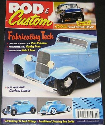 Rod & Custom Magazine March 2008
