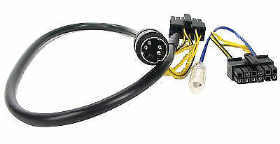 Kenwood Cd Radio Stereo Steering Stalk Adaptor Patch Lead Pc99-Ken Autoleads