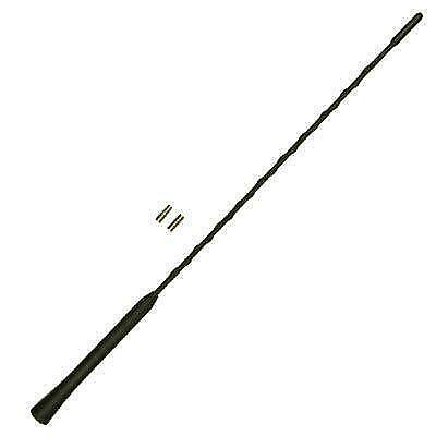 fm am original type replacement aerial roof mast top rod screw on easy fit. Black Bedroom Furniture Sets. Home Design Ideas