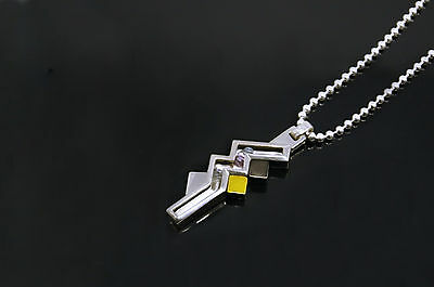 Final Fantasy XIII Lightning Electroplated Necklace