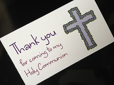 Favour Party Bag Luggage Tags Gift Guest Card First Holy Communion Thank you