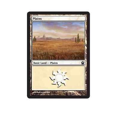 Magic the Gathering MTG Basic Land Plains x 20
