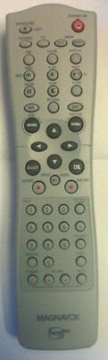 Original Remote Control Only For Magnavox Mrv700Vr Na510Ud New Fast Shipping!