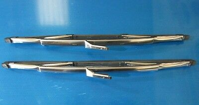 Renault R4 Floride Caravelle Wiper Blades. Genuine TEX. NEW (Pair)