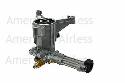 Pressure Washer Pump Vertical Shaft AR 2400 psi RMW2.2G24 RMW2.2G24EZ-SX