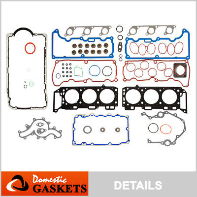 97-01 Ford Explorer Mercury Mountaineer 4.0L SOHC Full Gasket Set VIN E