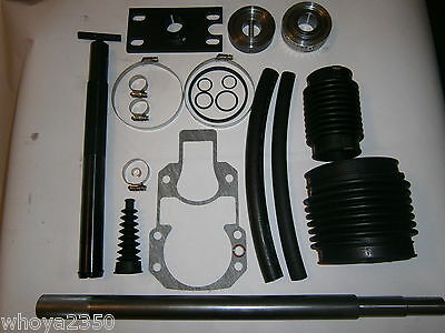 Alignment, Gimbal Driver & Puller Tools & Bearing, Bellows, Gasket - Alpha One