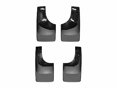 WeatherTech® No-Drill MudFlaps for Ford F-150 with FF - 2004-2014 - Full Set