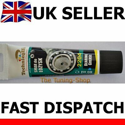 1 x 80ml GREASE LUBRICANT FOR BEARINGS ARTICULATED JOINTS GEARS High Quality NEW