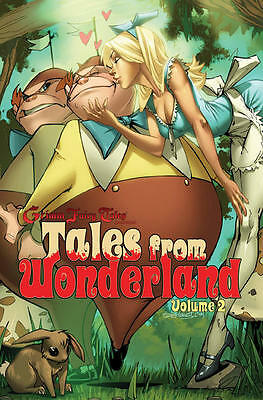 GRIMM FAIRY TALES Tales from Wonderland Volume #2 Trade Paperback TPB Worldwide
