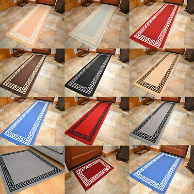 Non Slip Rubber Backing Long Narrow Hall Rugs Kitchen Floor