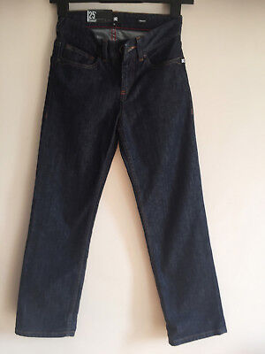 Boys D & G Straight Emeral Coast Jeans Size 25 Waist 24In Brand New