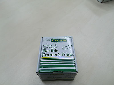 Fletcher Flexible Framers Points x 3700 for Fleximaster