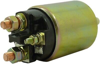 NEW STARTER SOLENOID FITS CHEVROLET GMC WITH GM 5.4L 5.7L V8 GAS 1107321 1107383