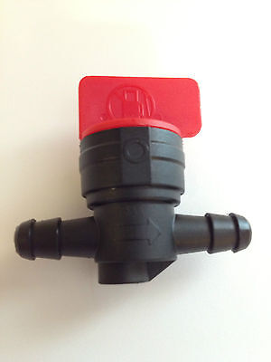 Polaris Fuel Hose Filter Gas Inline Cut Shut On Off Valve Switch Motorcycle