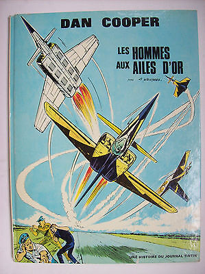 Dan Cooper hommes aux ailes d'or Lombard 1970 édition originale BE Weinberg