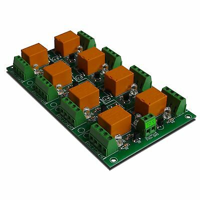 12V 8-Channel Relay Module Switch Board for Arduino PIC ARM AVR