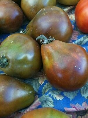Vegetable Tomato Black Truffle 100 Finest Seeds