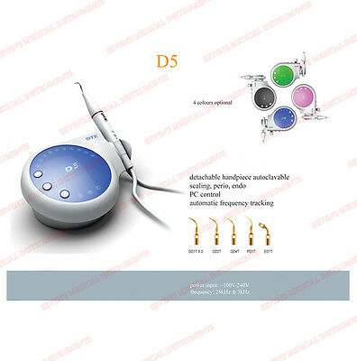 Dental Woodpecker Ultrasonic Piezo Scaler DTE-D5