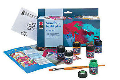 Marabu Textil Plus - Fabric Painting - Assortment ( 171500087 )
