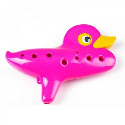 ZEN-ON BAMBINA - Ocarina, Pink Bird, Key of F, Zelda: Ocarina of Time