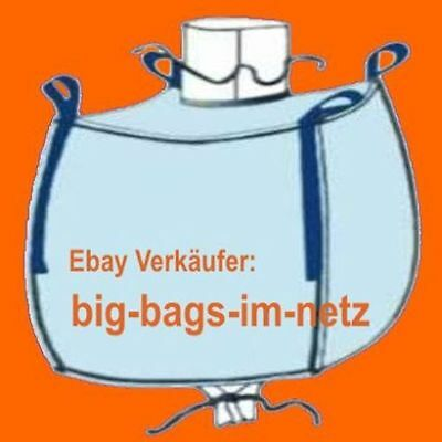 5 St. BIG BAG - 1,6 Meter hoch - Bigbags Sack CONTAINER FIBC Bags - 1 to Tragl.
