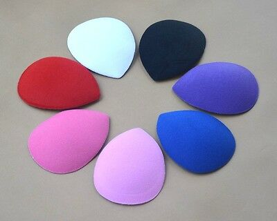 TearDrop Millinery Hat Fascinators and Headpieces Base DIY 7 Colors B005