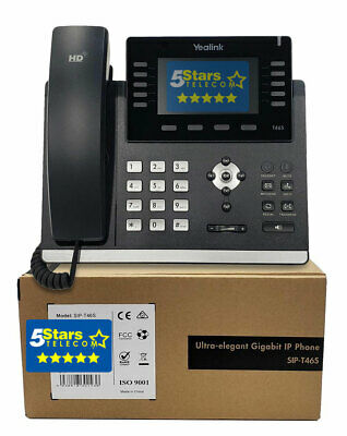 Polycom VVX 500 VoIP IP SIP Gigabit Business Media Phone (2200-44500-025)