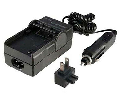 EN-EL12 Battery Charger for NIKON CoolPix S6000 S6100 S6200 S6300 Digital Camera