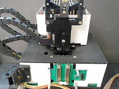 Gilson 940 Workstation Robot Head With 96 Channel Pipettor Tool & Gripper Tool