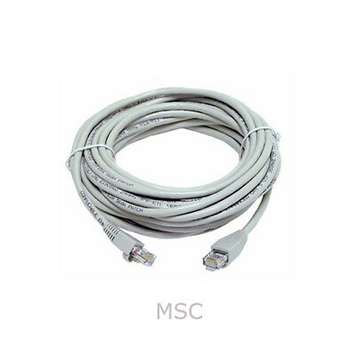 50M RJ45 BT Cable Lead for ADSL Modem Router Internet UK  FREE POSTAGE IN UK