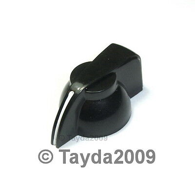 Chicken Head Black Knob - High Quality - FREE SHIPPING
