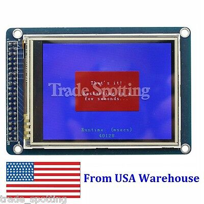 "SainSmart 3.2""TFT LCD Display+Touch Panel+PCB adapter SD Slot 4 Arduino mega2560"